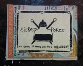 Sickest Pokes Zine Stick ad Pokes and a D.I.Y. to Safe Tattooing