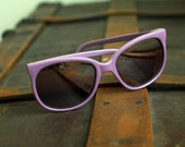 Vintage Purple Sunglasses