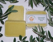 Pure Olive Oil Soap Castille, Olive Soap (Sensitive Skin and Eczema)