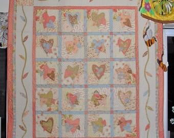 Dancing Hearts PDF pattern