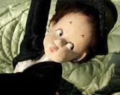 Vintage - Spanish Flamenco Doll Figure
