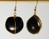 Ceara- Philippine Nut Earrings