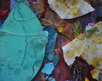 "Euphoria Detail Five Giclee Fine Art Print by Tracey Chikos 16"" x 20"""