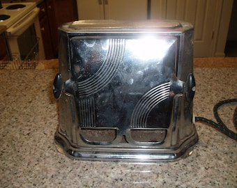 Vintage Son-Chief Series 680 Flip Flop Toaster