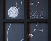 Wish Window Painting