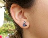 SHARK Earrings - A series of badassery