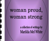 woman proud woman strong collection of writings by Mel White