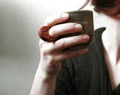 Wooden Handmade Mahony Ring