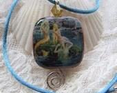 Sexy Sirens Mermaid Pendant