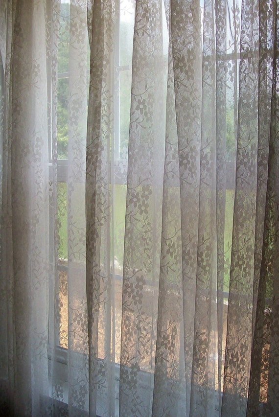 drapes curtains vintage