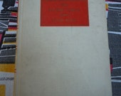 "Vintage 1940 Cook Book from Radio Personality ""The Mystery Chief's Own Cook Book"""