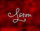 Larou Font