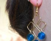 Lego Chandelier Earrings