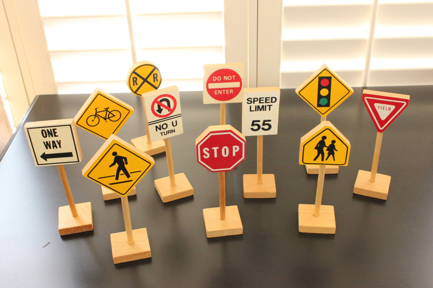 Vintage Wooden Street Signs Toysset Of 11. Atrophic Signs. Campground Signs. Red Bump Signs. Stories Signs. Understand Signs. Towel Signs Of Stroke. Bussiness Signs. Pimple Signs