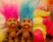 Large Lot of Trolls-Eighty three (83) Collectibles