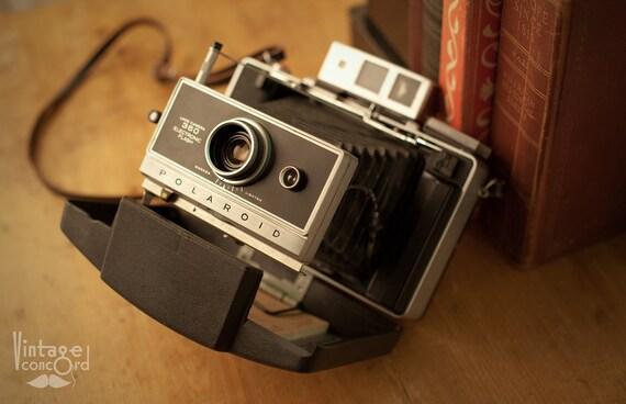 Vintage Polaroid 360 Camera