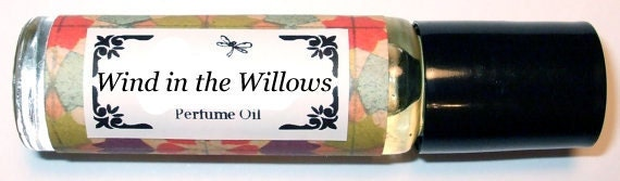 WIND In The WILLOWS - Roll on Perfume Oil - 1/3 oz