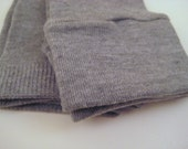 Heather Grey Baby/Toddler Leggings