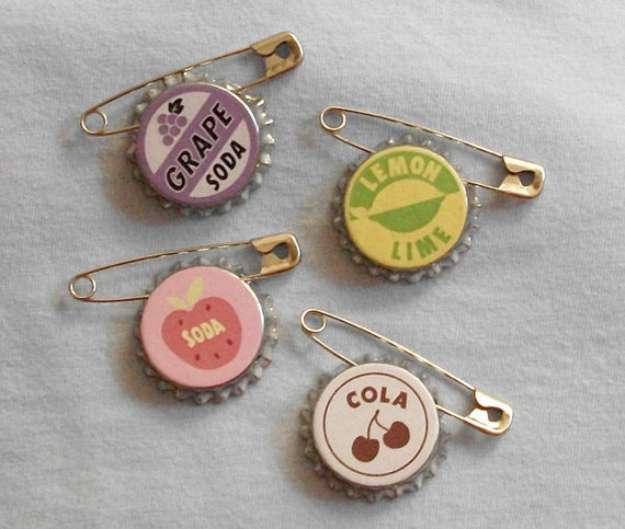 Pixar's UP-inspired Grape Soda ELLIE BADGE pins buttons