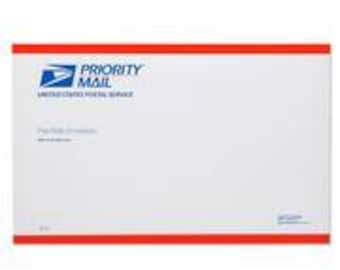 Upgrade to Priority Mail Shipping International
