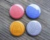 Avatar - 1'' Pinback Buttons
