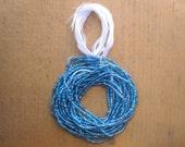 Kikla - Traditional African waist seed beads set of 3