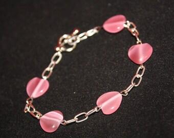 Hearts Aglow Bracelet
