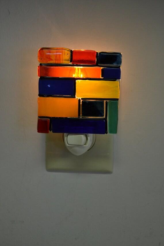 Multi Colored Night Light