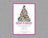 INVITATION - Merry & Bright