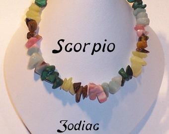 Zodiac Bracelet - Scorpio
