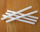 "Extra 6"" quills for weaving shuttles"