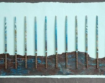 Blue Horizon by Tamara - (sold)