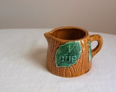 cabin style rustic 1 cup measure