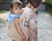 CUSTOM Wrap Style Baby Carrier