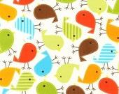 Bermuda Bird Urban Zoologie and Minky Boppy Cover