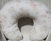 Nursing Pillow Cover - Shabby Chic Roses...