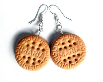 Maria Cookies Earrings.