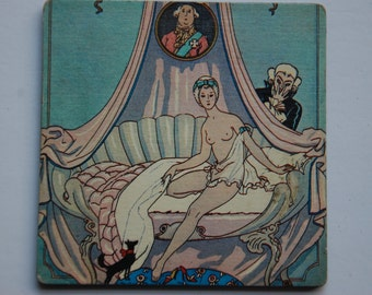 Art Deco Coasters