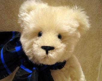 Teddy Bear in Mohair from MySillyBears