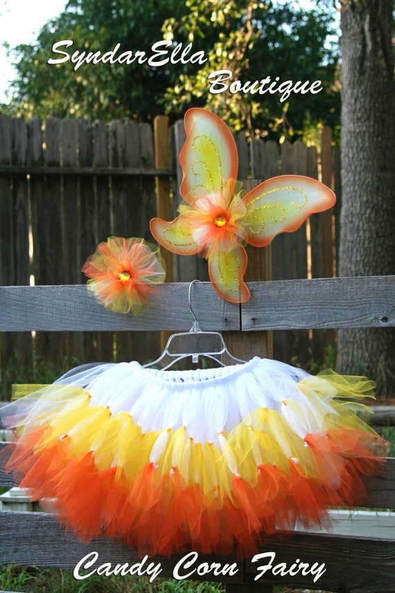 Candy Corn Fairy Candy Corn Fairy Costume