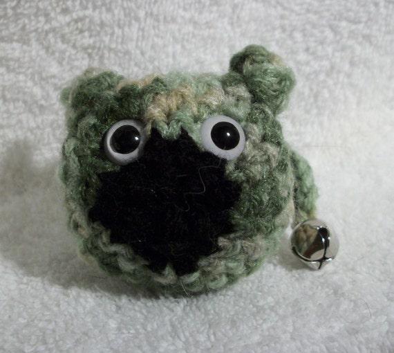 Crochet Catnip Mice