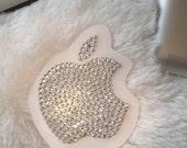Swarovski MAC Apple Sticker - Crystal Glacier Blue