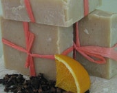 Orange Ginger Clove Soap