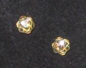 Jonquil AB Swarovski Crystal Studs