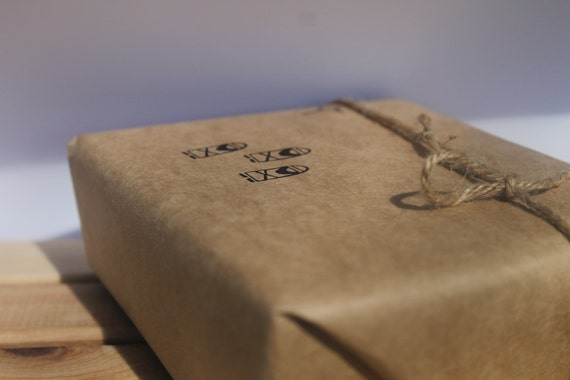 A Christmas Story: three wise men gift wrap
