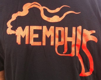 Memphis Gun T-Shirt
