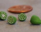 Four Mini Half Limes