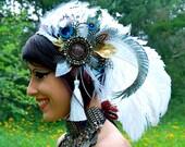 FROST DANCE Feather Headdress