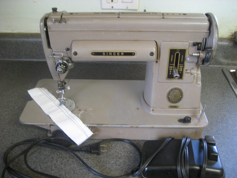 singer sewing machine model 301