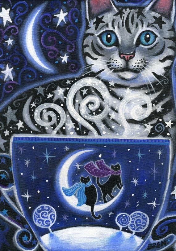 [38+] Cats in Winter Wallpaper on WallpaperSafari  |Winter Scenes With Cats